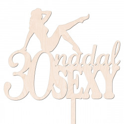 Topper nadal SEXI z kobietą + dowolną liczbą