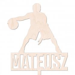 Topper Koszykarz Koszykówka Basketball v1
