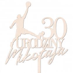 Topper Koszykarz Koszykówka Basketball v2