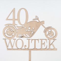 Topper Chopper - Motor Motocykl